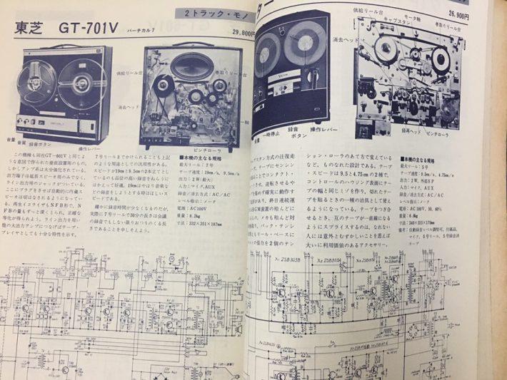 東芝GT-701V